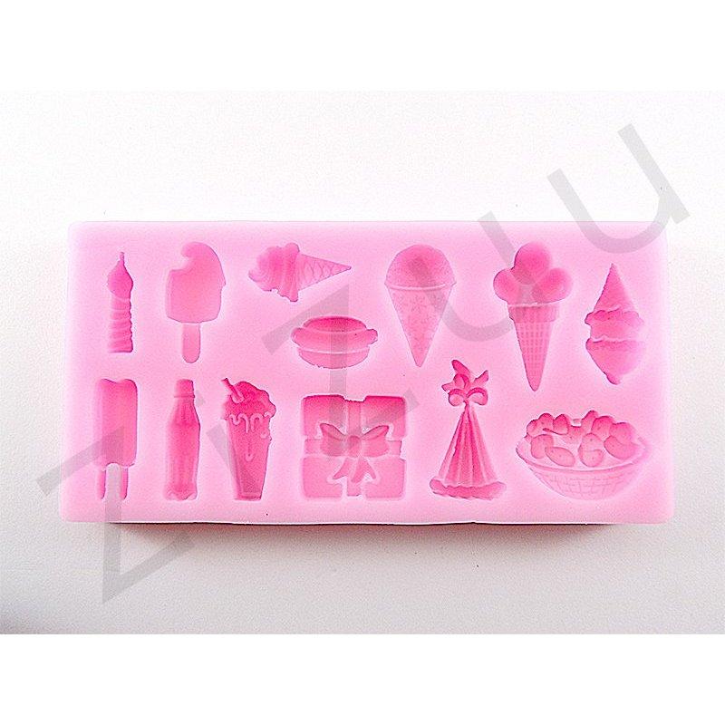 Cake Design Torino Accessori : Pin Stampi Alluminio Pasticceria Accessori Cucina Cake on ...